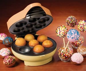 Cake Pop & Donut Hole Bakery Review