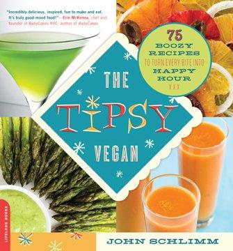 The Tipsy Vegan Cookbook