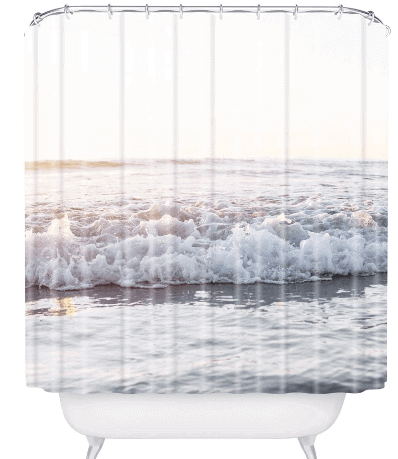 Deny Designs Shower Curtain