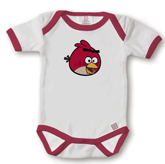 Swaddle Designs Angry Bird Collection