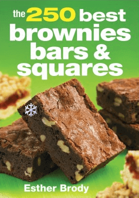 Holiday Baking with 250 Best Brownies Bars & Squares