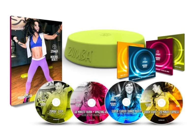 Zumba Fitness Review