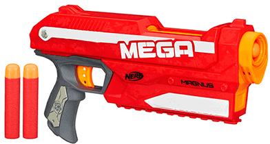 Nerf N-Strike Elite Mega Magnus Blaster for Spring Break Fun!