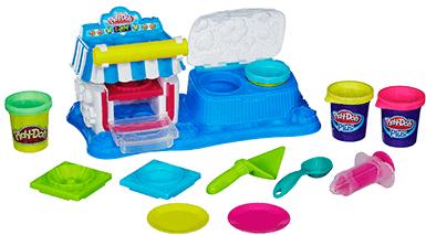 March Spring Break & Play-Doh