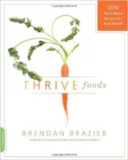 Thrive Foods Cookbook