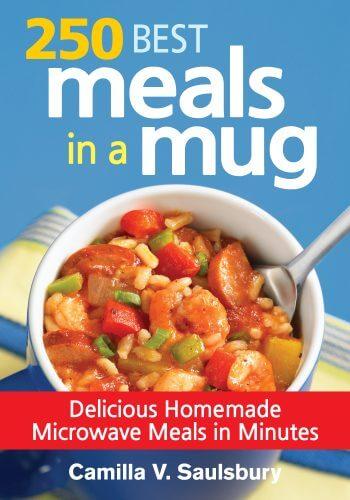 250 Best Meals in a Mug cookbook