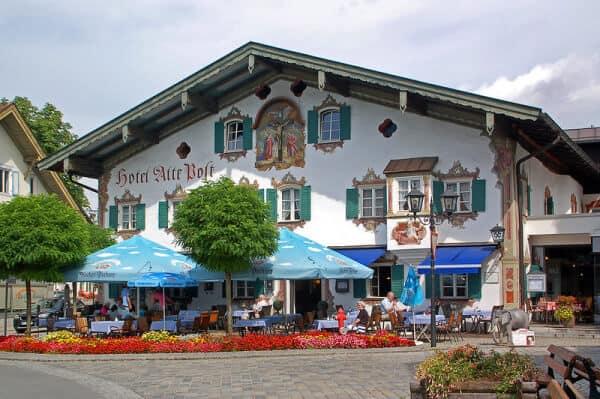 The Wonders of Oberammergau Germany