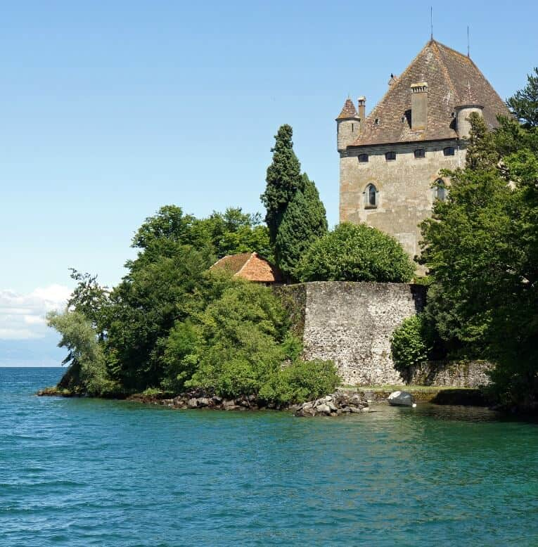 Exploring Medieval Yvoire France