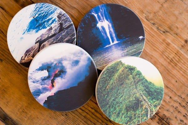 Coastermatic Designer Coaster Set