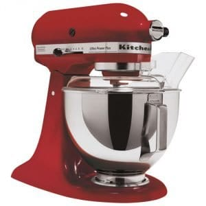 Best buy kitchen aid mixer