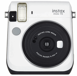fuji instax mini 70 white