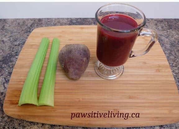 Benefits of Beet and Celery Juice