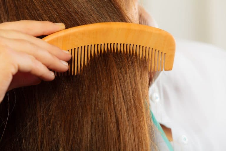 Combing Therapy for Healthy Hair