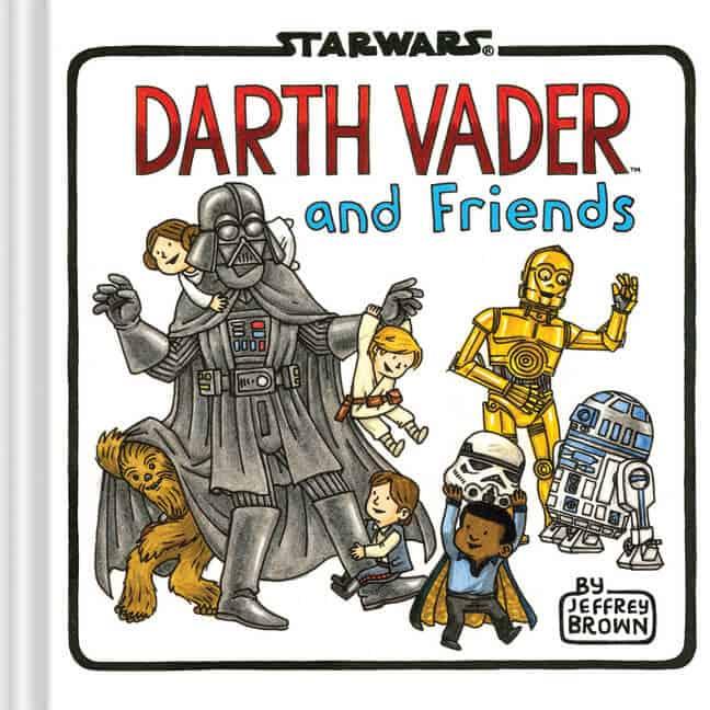 Darth Vader Storybook