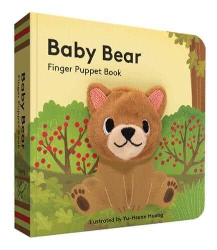 Baby Animal Finger Puppet Books