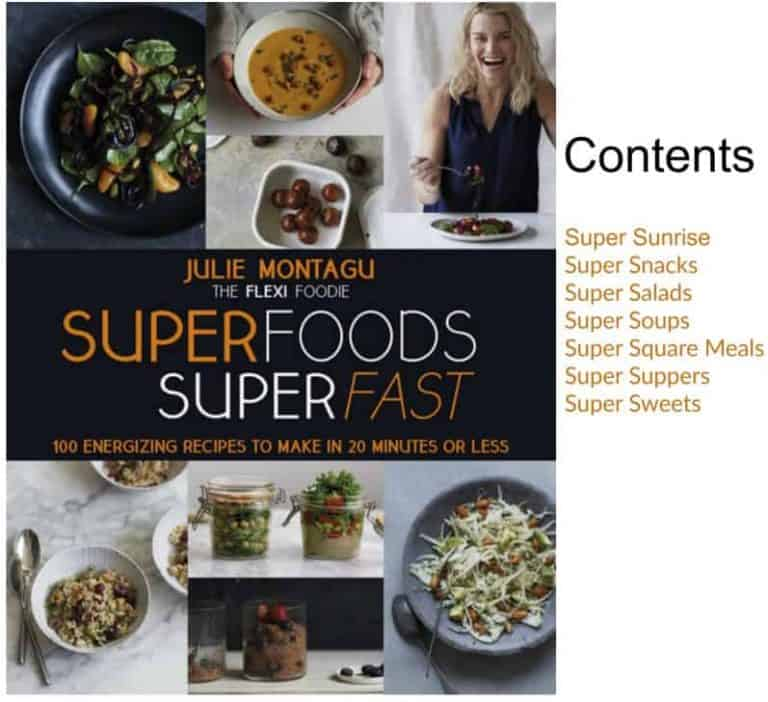 Superfoods Superfast Recipe Book