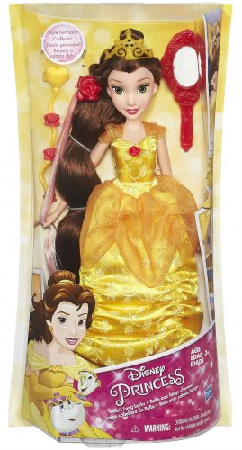 Belle Long Locks Doll in box