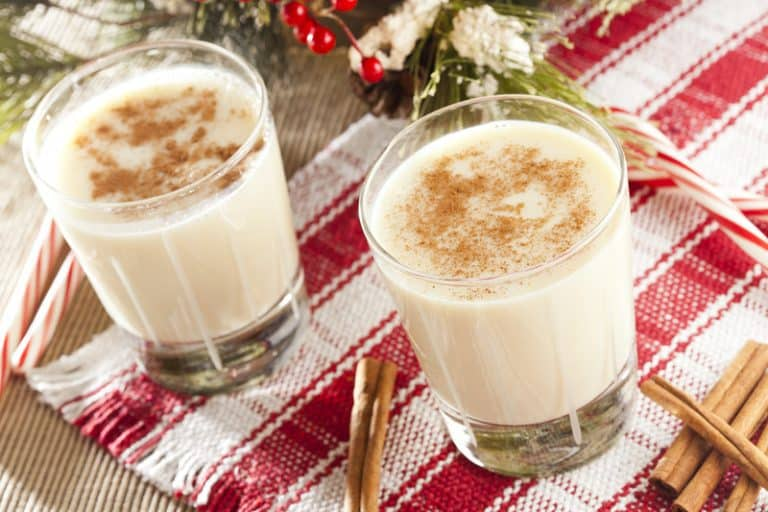 Raw Vegan Eggnog Recipe