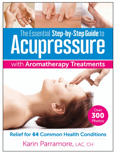 Acupressure with Aromatherapy