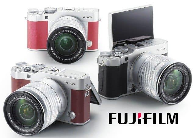 Fujifilm X-A3 Camera #MyFujiFilm
