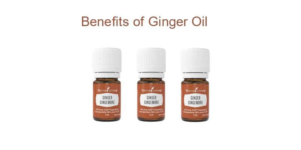Benefits of Ginger Oil