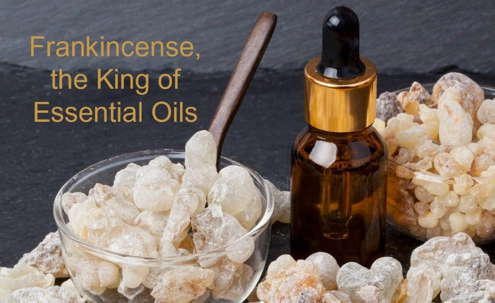 Frankincense, the King of Essential Oils