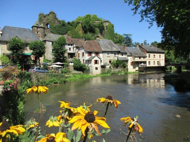 Segur-le-Chateau, France – a Hidden Beauty