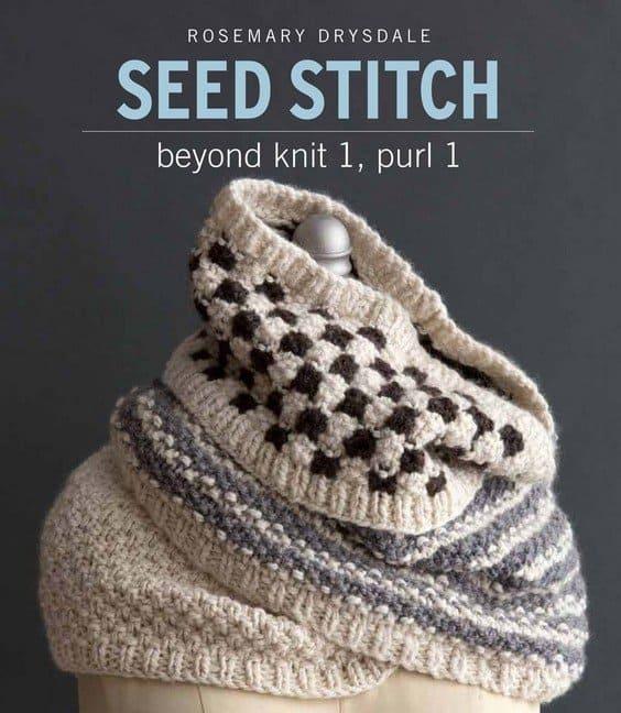 Seed Stitch Beyond Knit 1, Purl 1