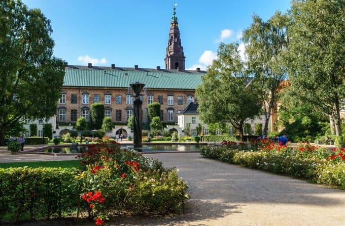 Resplendent Copenhagen and Beyond