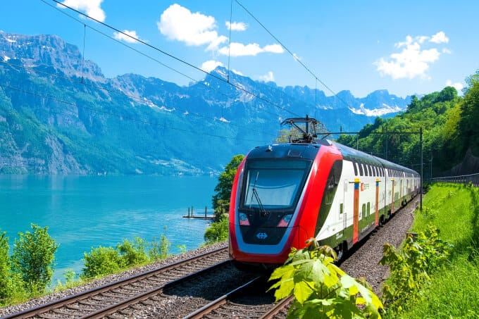 Tips for Traveling on the Train