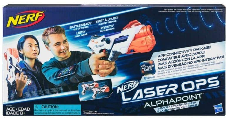 Nerf Laser Ops Pro Blasters