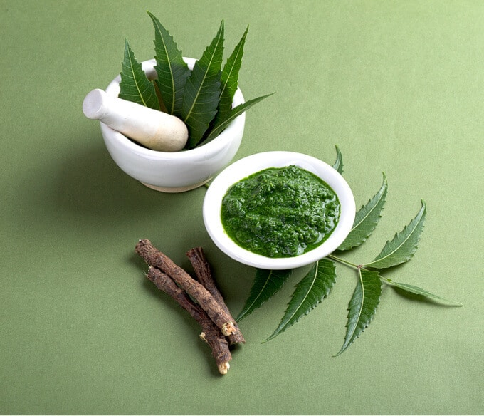 Neem in all its forms