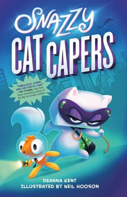 Children's Cat Books Bundle
