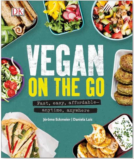 Vegan On The Go Recipe Book
