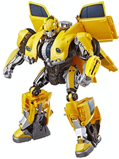Transformer Bumblebee Power Charge Action Figure