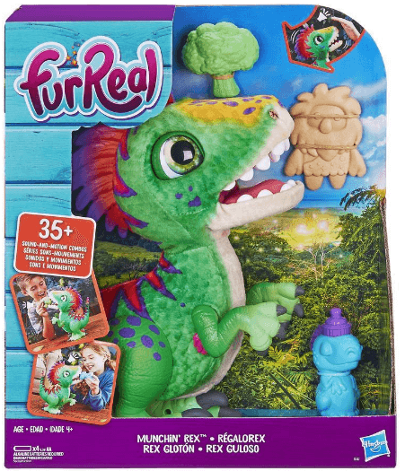 FurReal Munchin' Rex