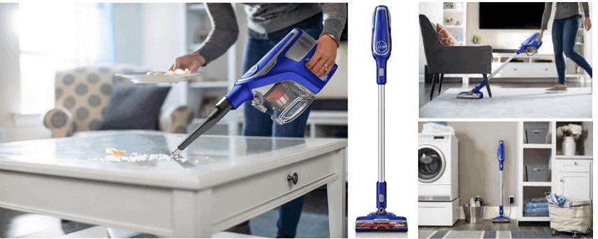 Hoover Impulse Grab & Go Cordless Vacuum