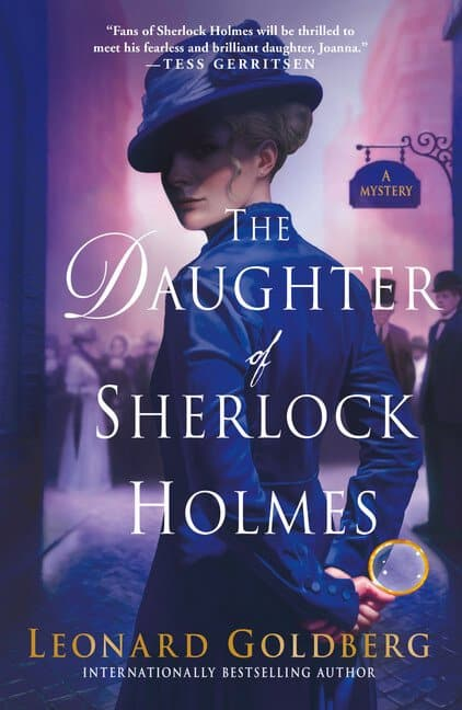 Daughter Of Sherlock Holmes Books