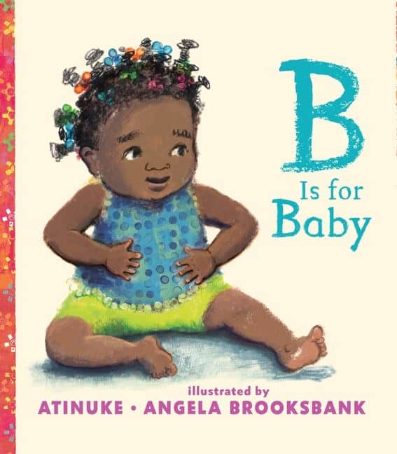 B is for Baby Storybook