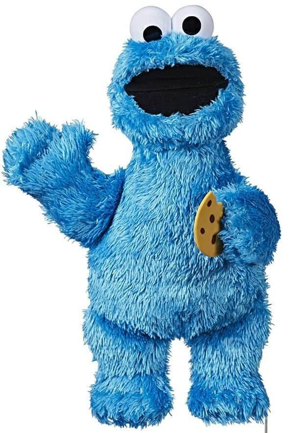 Sesame Street Feed Me Cookie Monster