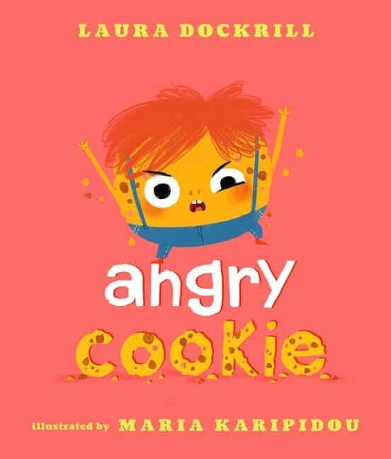 Angry Cookie storybook