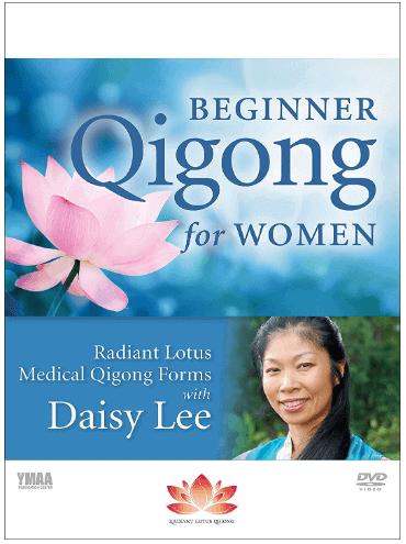 Daisy Lee's Beginner Qigong for Women DVDs