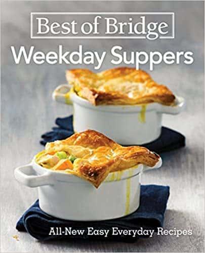 Best of Bridge Weekday Suppers Cookbook