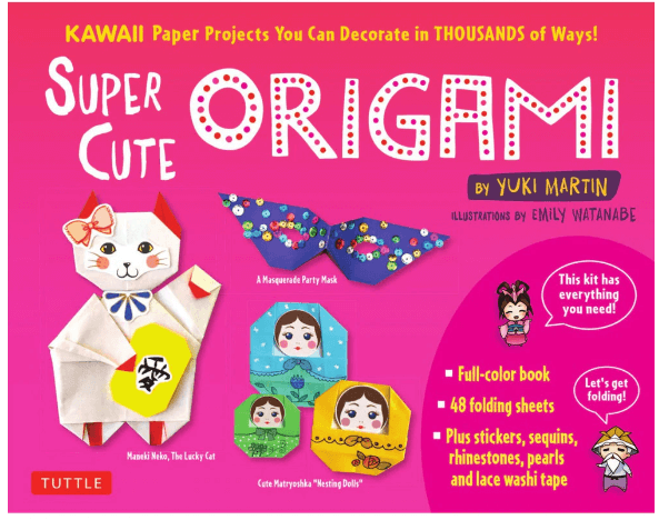 Origami Kits and Paper Bundle