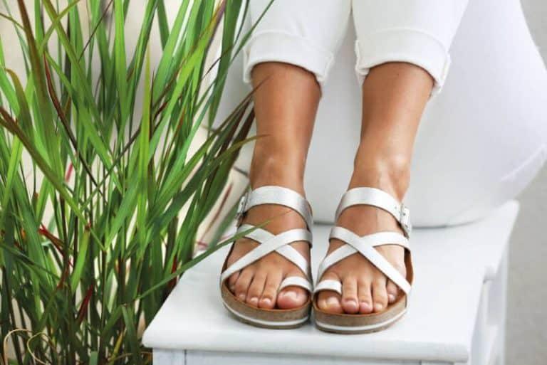 Haflingers, the Ultimate in Summer Footwear