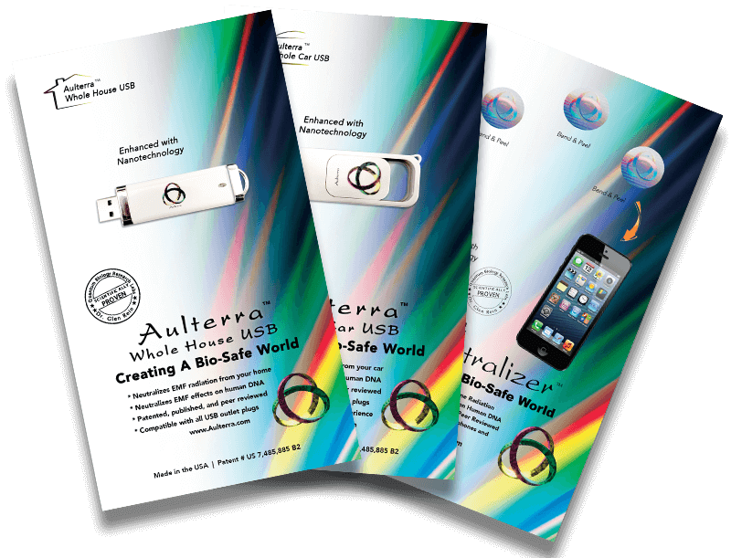 Aulterra, the Ultimate in 5G and EMF Radiation Protection