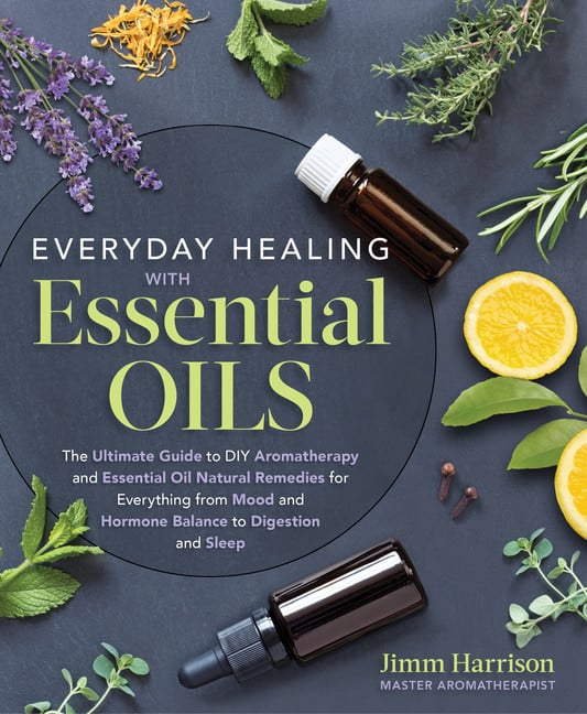 Everyday Healing with CBD and Essential Oils