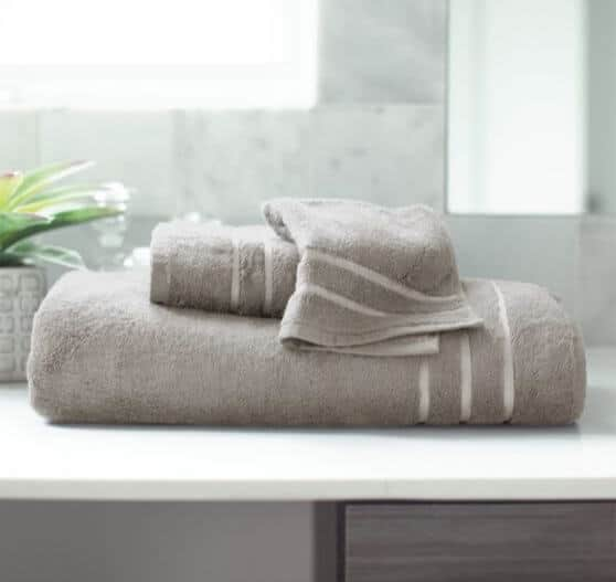Cariloha bamboo towel set