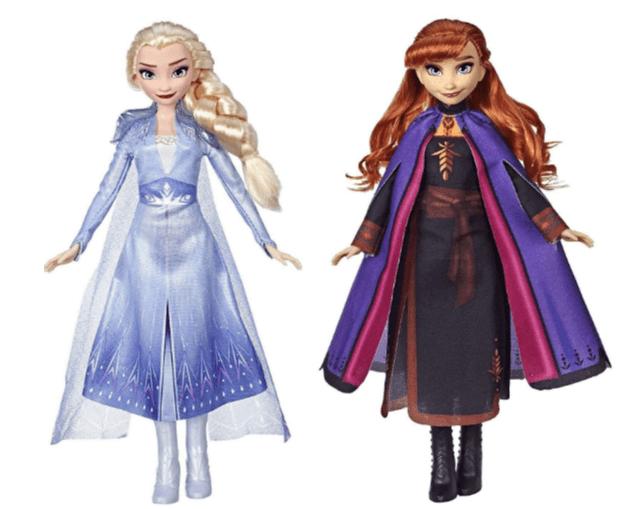 Disney Frozen 2 Fashion Dolls