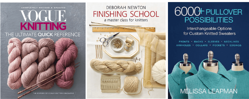 Knitting Resource and How-To Books